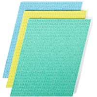Full Circle Squeeze Cellulose Sponge Cloths, 3 ct (1 New Version 3 ct)