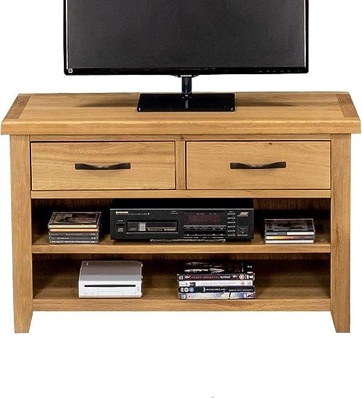 Ramore - Mueble de Soporte para DVD, de Roble, para televisor ...