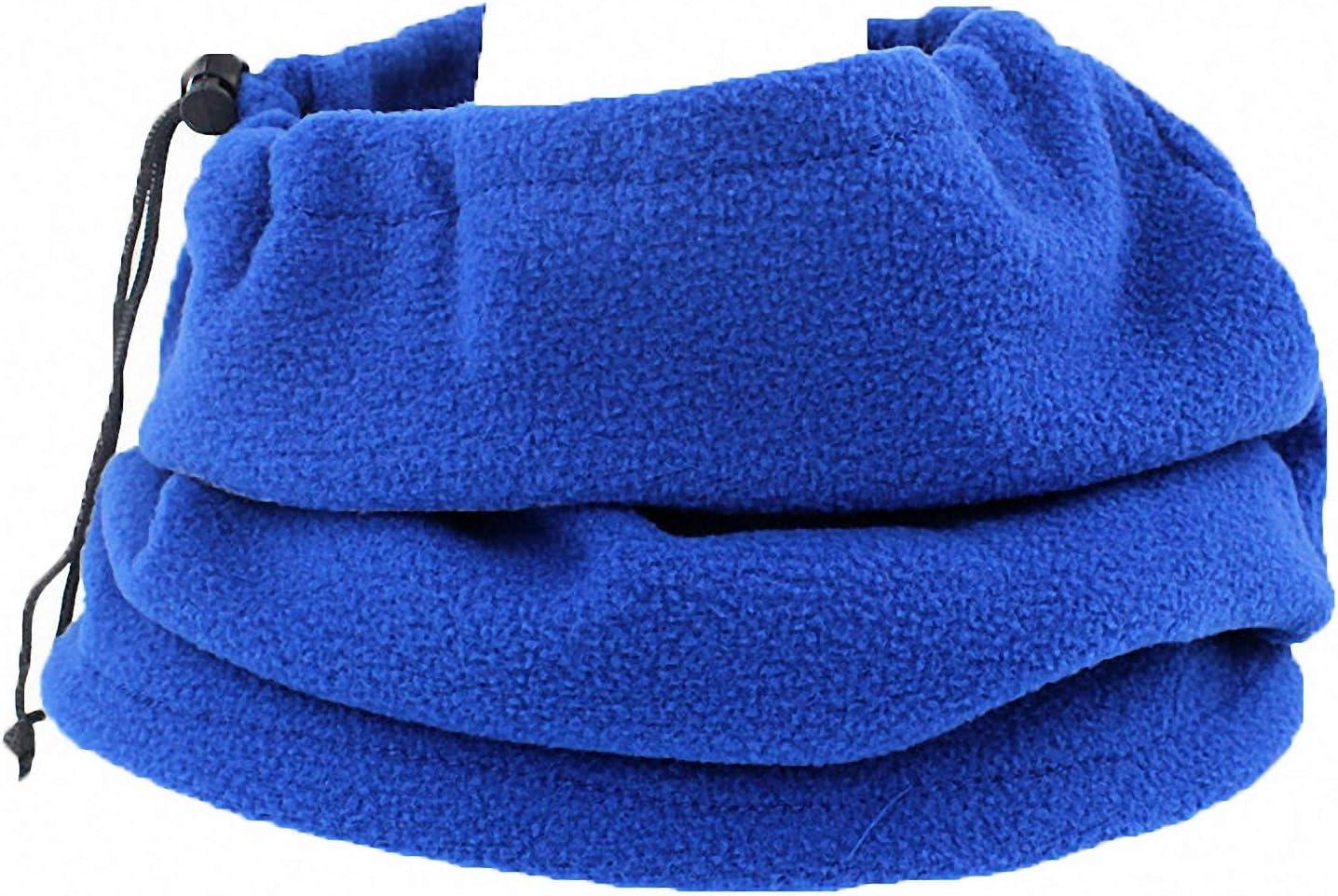 tobe-u Multi Funci/ón de forro polar resistente al viento de esqu/í M/áscara de tapa de bufanda silenciador cuello