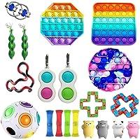 Fidget speelgoedset, sensory fidget speelgoedset, anti-stress speelgoedset, sensory speelgoed voor kinderen en…