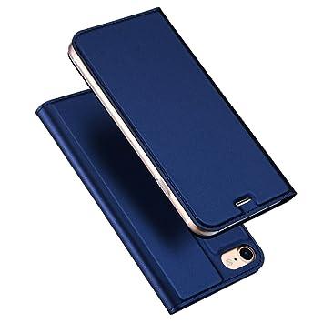 YURI iPhone 8 ケース / iPhone7 ケース 手帳型 マグネット カード収納 スタンド機能 耐衝撃