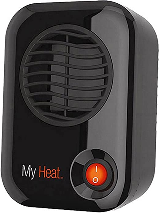 Amazon Com Lasko 100 Myheat Personal Ceramic Heater Compact