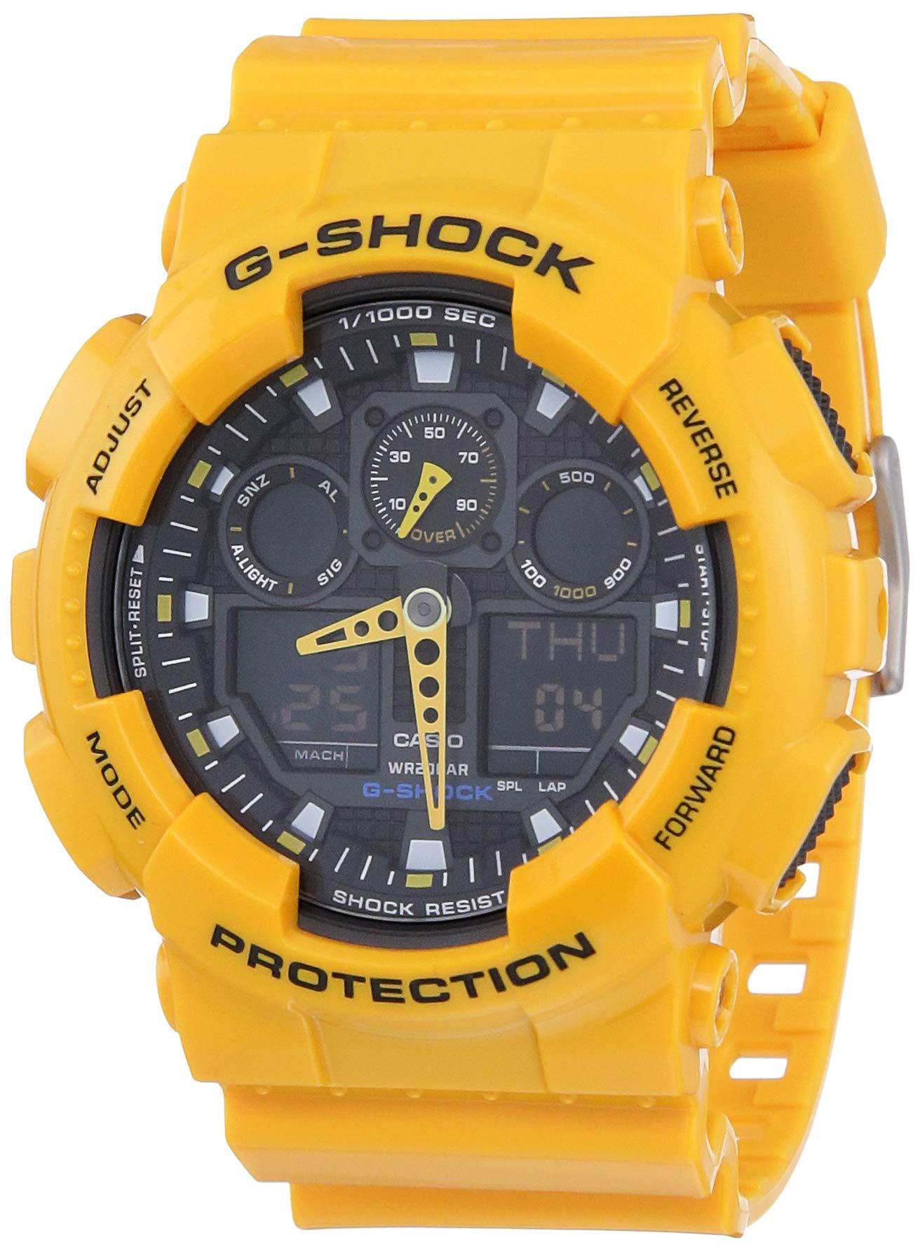 Men's G-Shock Watch GA100A-9A