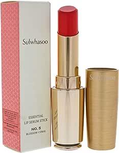 Sulwhasoo Essential Lip Serum Stick for Women, 05 Blossom Coral, 3g