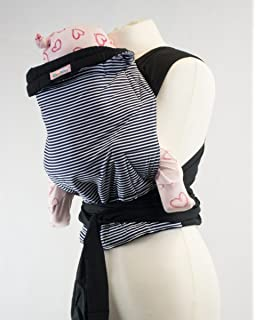 Palm and Pond Mei Tai Baby Carrier - Nautical Stripe by Palm and Pond 0c2c951ed8b