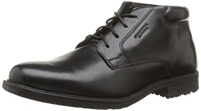 fba1c2775b Rockport Men s Essential Detail Waterproof V75502 Shoes black Size ...