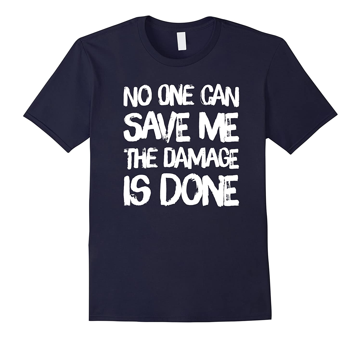 80s Shirts Damage Shirt Black-Awarplus