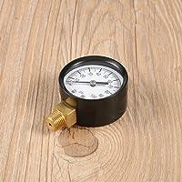 "Prim345ownin Simmons 1305 0-100 PSI 1/4"" manómetro"
