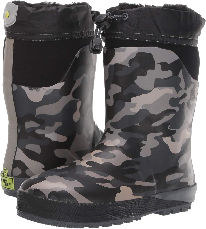 Western Chief Kids Waterproof Insulated Neoprene Boot Snow