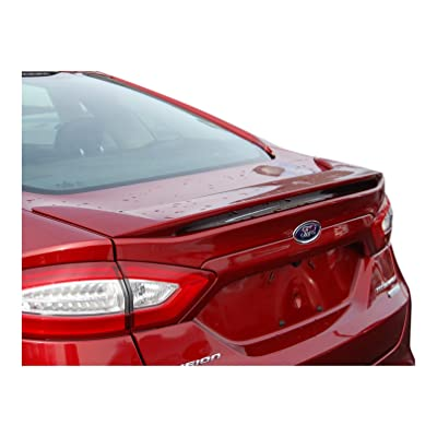 Spoiler and Wing King brand Factory Style Spoiler for the Ford Fusion 2013-2020 Painted in the Factory Paint Code of Your Choice 525 D7: Automotive