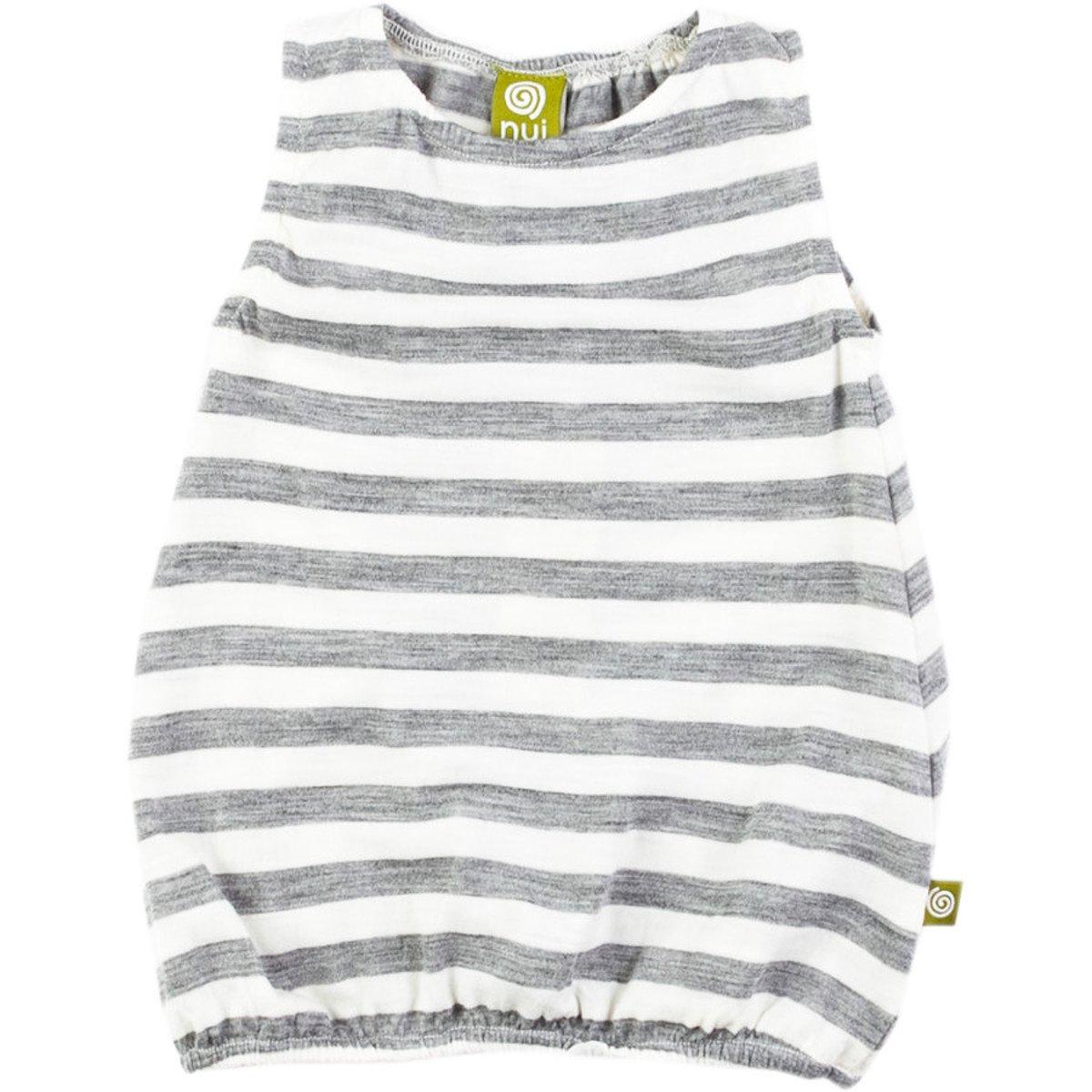 865e810bdc Amazon.com: Nui Organics Organic Merino Wool Bubble Dress Silver ...