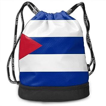 Cuban Flag Sports Bag
