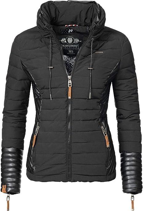 48 Steppjacke Jacke Damenjacke Übergangsjacke oliv Gr