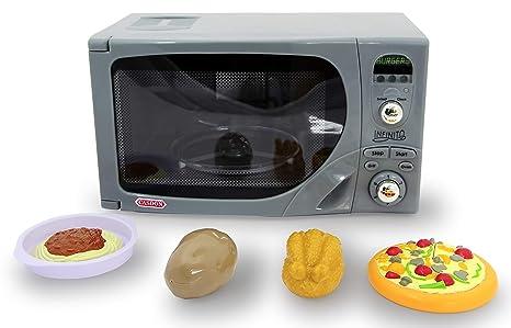 esBebé DeLonghi MicrowaveAmazon Casdon Toy Casdon nNm8wv0