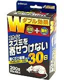 SHIMADA シマダネズミを寄せ付けない50g×4個