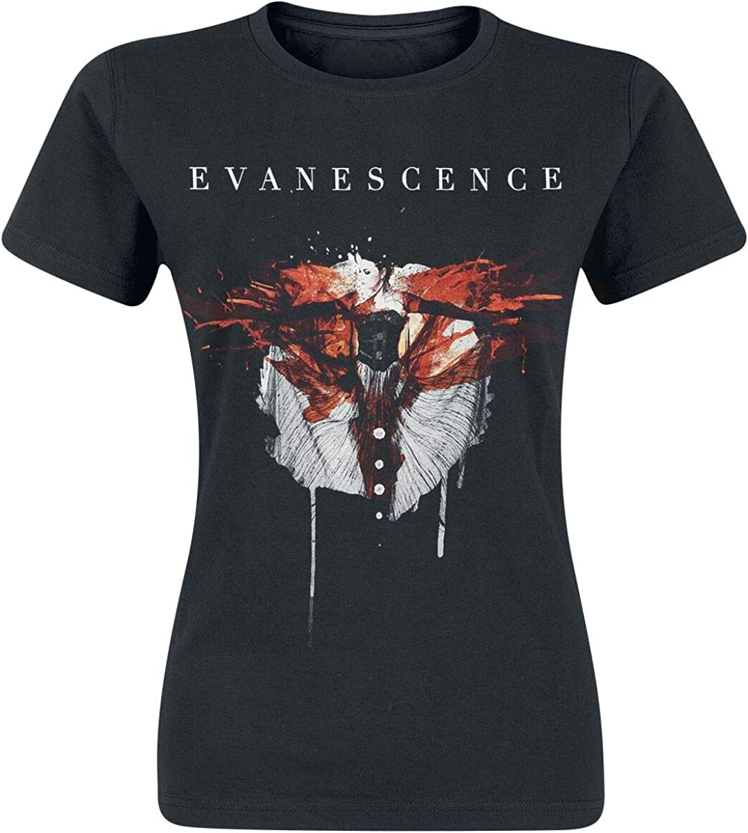 Evanescence Synthesis T-Shirt schwarz