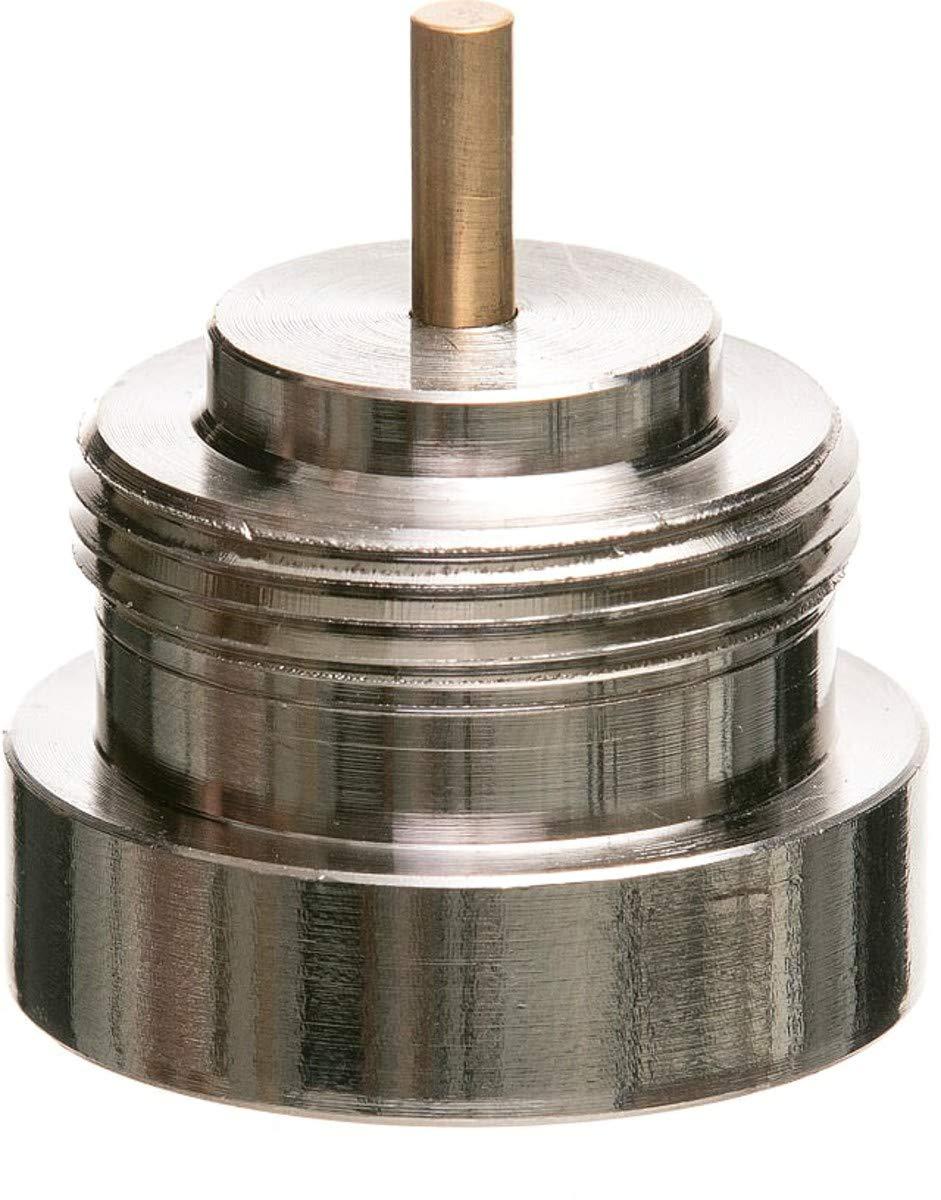 Eurotronic 700 100 013 Metalladapter fü r elektronische Heizkö rperthermostate, Metall