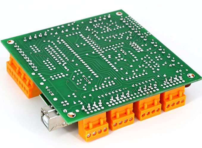 Puuli New 4 Axis USB CNC Controller 3 digital CNCUSB USBCNC