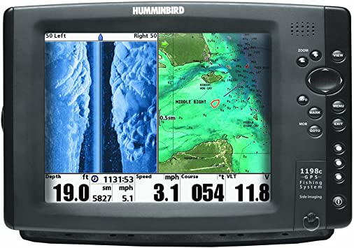 Humminbird 1198c Si Hd Combo Elektronik