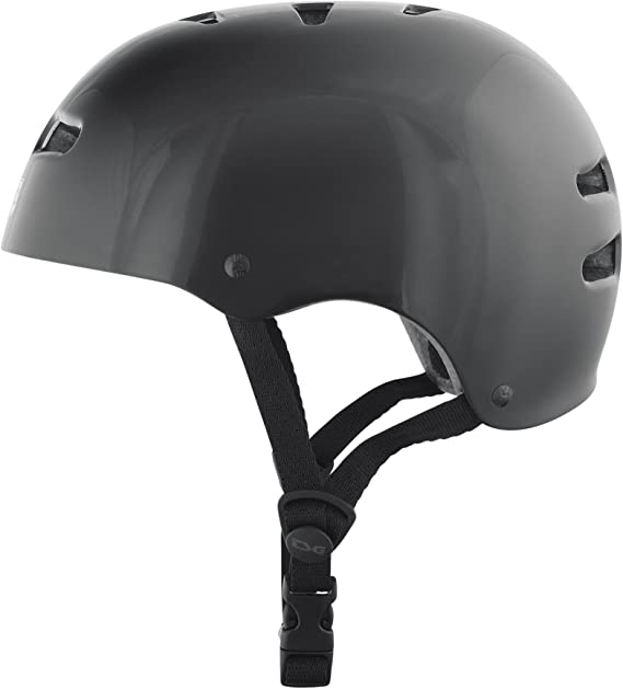 TSG Bmx//Dirt Casque skate//bmx Injected Color-INJECTED Black