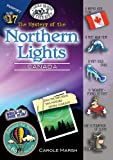 The Mystery of the Northern Lights (Canada) (17) (Around the World In 80 Mysteries)