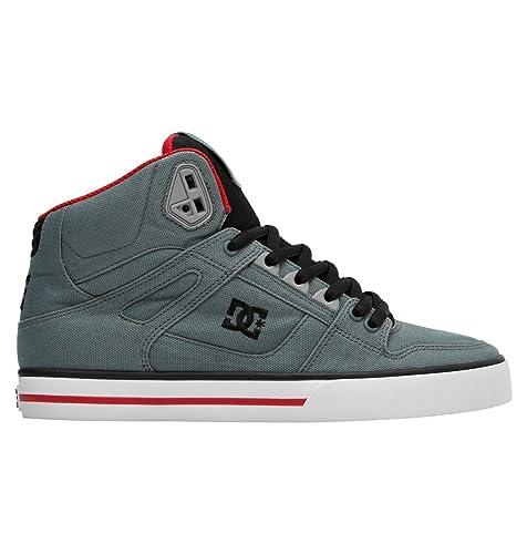b2a0500609340 Amazon.com: DC Men's Spartan Hi WC TX Fashion Sneaker: Shoes