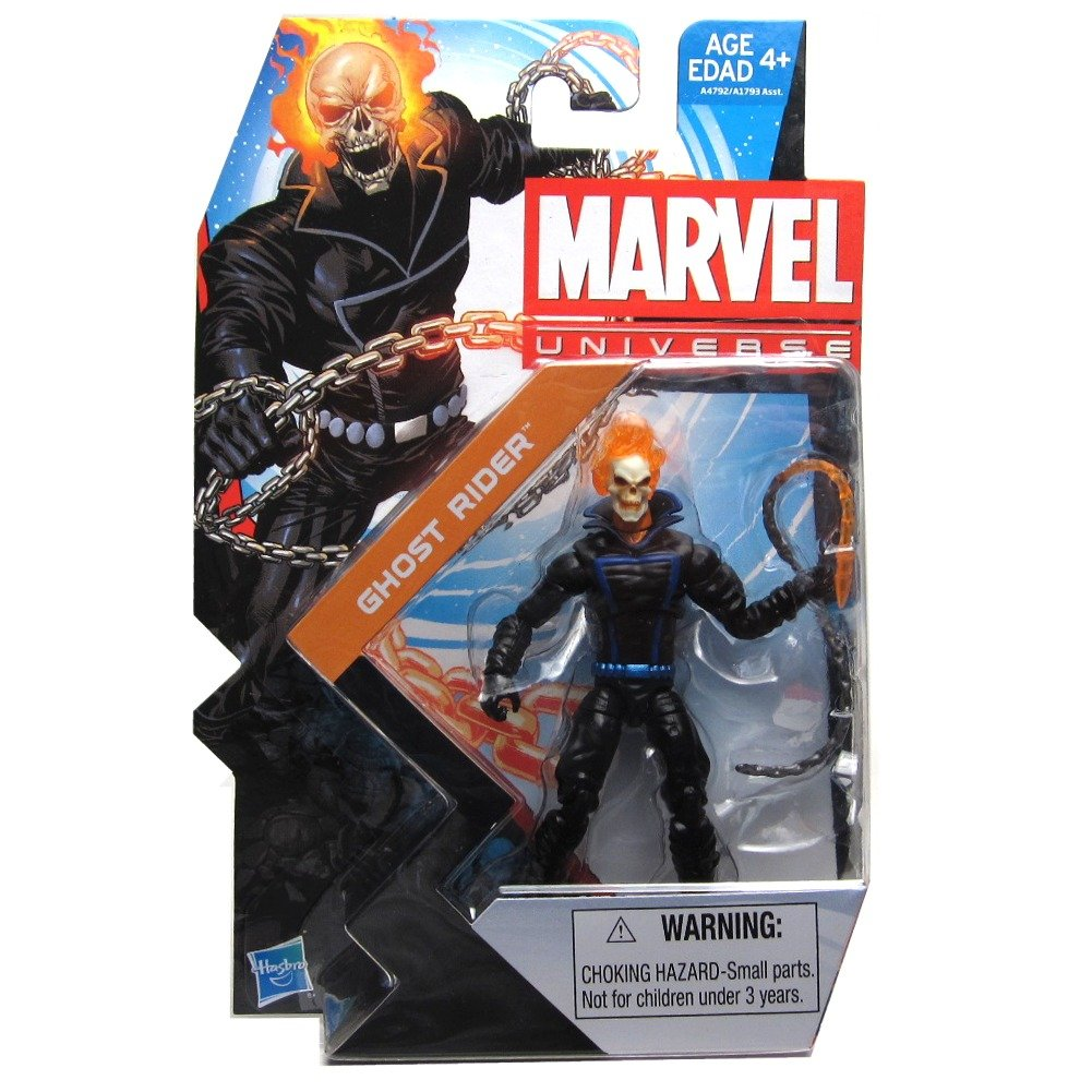 Marvel Universe 3 3/4 Inch Series 10 Action Figure Ghost Rider