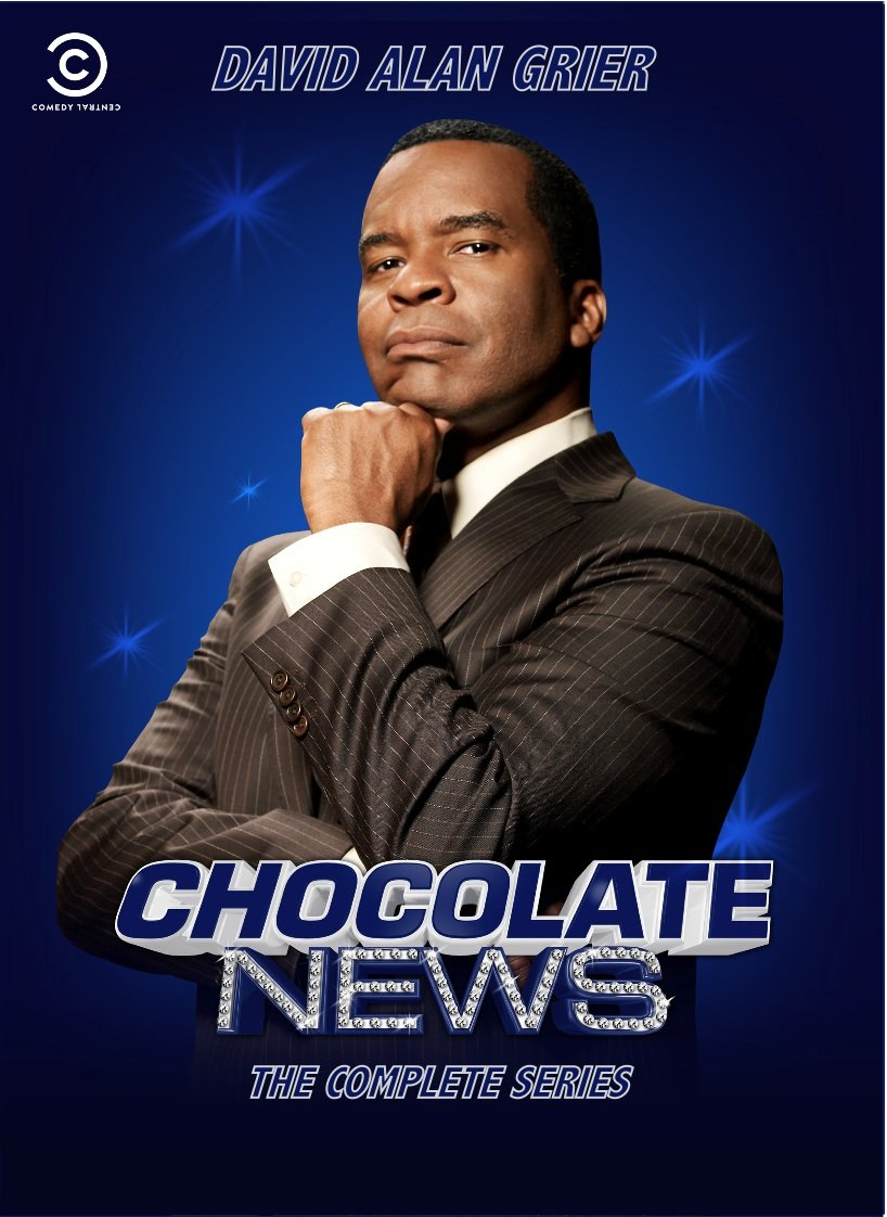Amazon.com: Chocolate News: The Complete Series: David Alan Grier ...