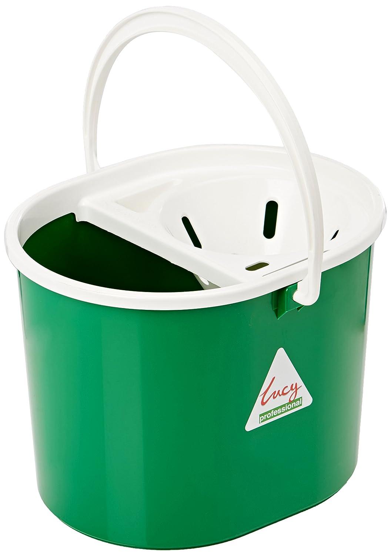Lucy L1405291 Mop Bucket, 15 L, Green SYR SYR03233