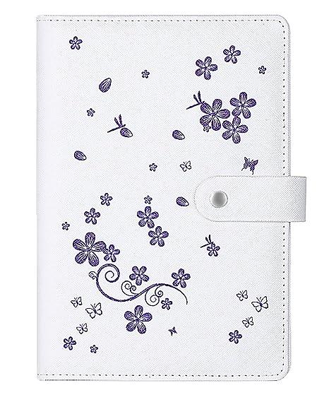 Amazon.com: ai-life piel de la PU cuaderno agenda ...