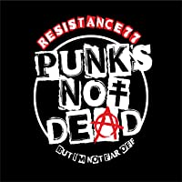 Punk's Not Dead but I'm Not Far Off