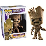 Funko Pop Marvel's Guardians of the Galaxy Angry Groot Vinyl Bobblehead Figure