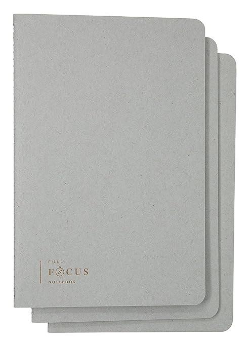 Amazon Full Focus Notebook By Michael Hyatt Pack Of 3 A