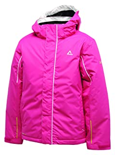 Dare2b Affable Kids Boys Girls Childrens Unisex Hooded Waterproof And Breathable Insulated Ski Jacket/Coat DBP026