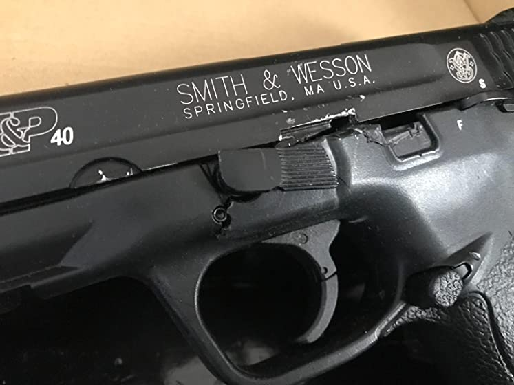 Smith & Wesson 2255053 M&P 40 - Blowback Air Pistol .177 BB One Star