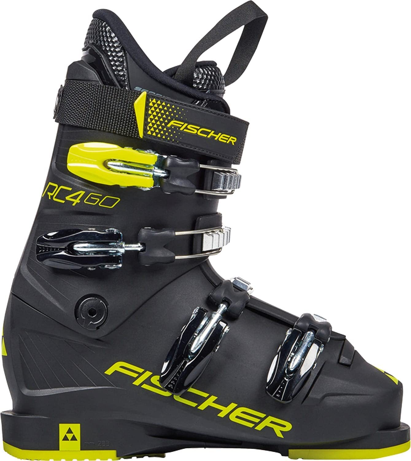 Fischer RC4 60 Jr. Thermoshape Shipping included Kids Ski Boots Dedication