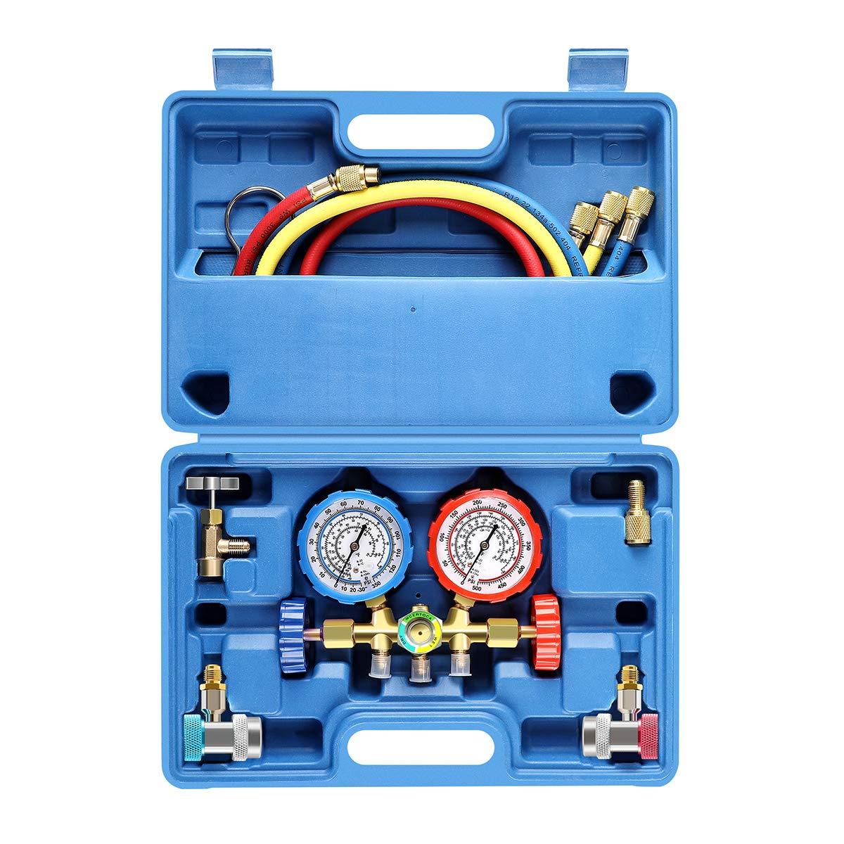 AC Diagnostic Manifold Gauge Set