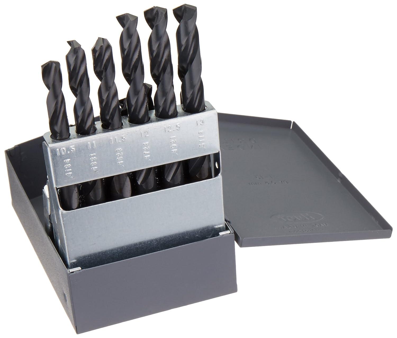 Kreisel 45–31125Industriequalität HSS 25-pieces Metrisches Bohrer Set Gyros Tools 45-31125