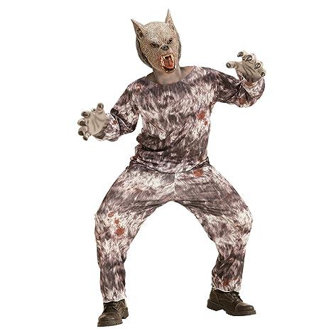 WIDMANN - Disfraz de hombre lobo para niños