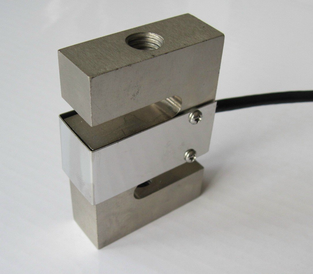 Keli Electric S-Type Load Cell Hanging Crane Scale 3000 LB Capacity