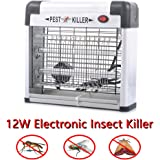 Reelva Professional Indoor Electric Insect Fly Trap Bug Killer, Mosquito UV Zapper