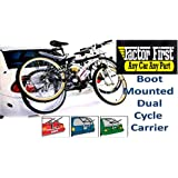 Land Rover Range Rover Sport 2 Double Rear Bicycle Bike CarCycle Carrier Rack