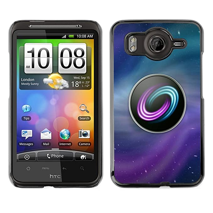 Caso de goma TopCaseStore carcasa protección Skin para HTC ...