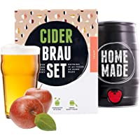 Kit para elaborar tu propio Cider de Manzana