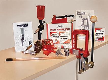 Lee Precision Breech Lock Challenger Kit (Red)