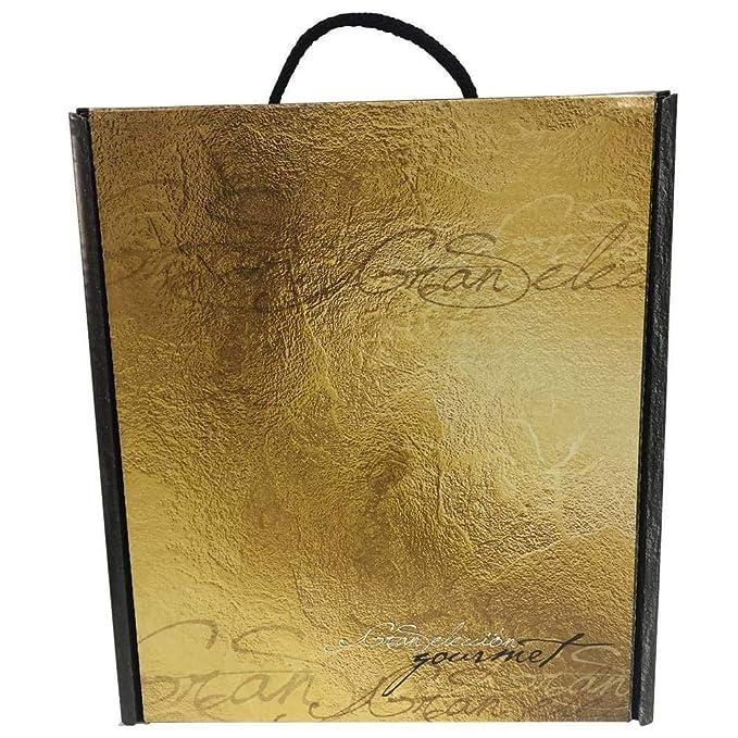 Gran cesta Gourmet para regalo de cumpleaños: Amazon.es: Alimentación y bebidas