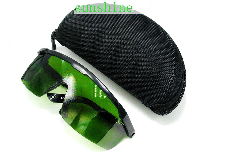 IPL 200nm-2000nm Láser Gafas de protecció Protector Gafas de seguridad OD + 4