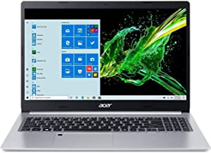 "Acer Aspire 5 15.6"" FHD IPS Laptop Computer 10th Gen Intel Core i5-1035G1 Processor (Up to 3.6GHz) 8GB RAM 512GB SSD WiFi 6, HD Webcam, Fingerprint Reader, Backlit Keyboard, Windows 10 Pro"