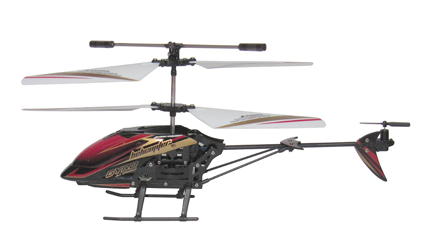 efaso Helicox 6029 New Version Black / Red 3 5-Channel RC