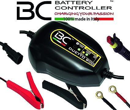 BC Battery Controller 700BCDP Cargador y mantenedor Inteligente Plomo/ácido y baterías de Arranque de Litio de 12V